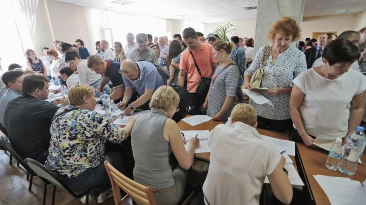На собрании дольщиков «Академ Riverside» проголосовали более 2700 человек