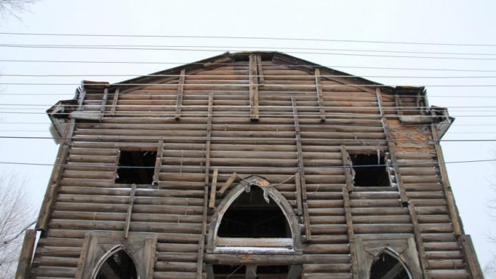 «Здесь ситуация уникальная»: реставрация Англиканской церкви зашла в тупик