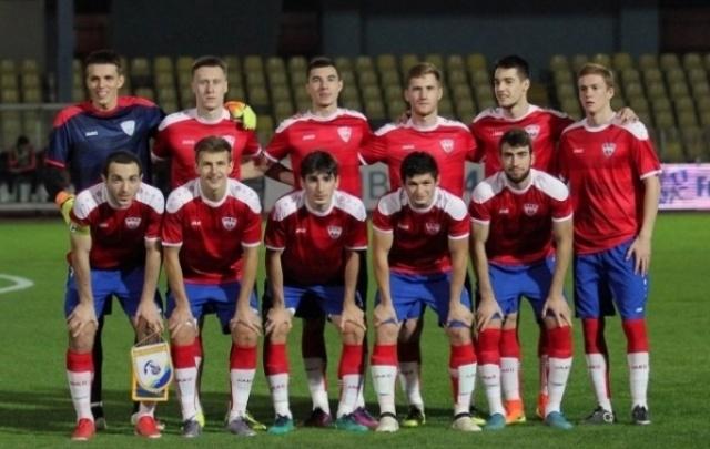 Защитник ФК «Тюмень» Павел Шакуро вызван в молодёжную сборную России