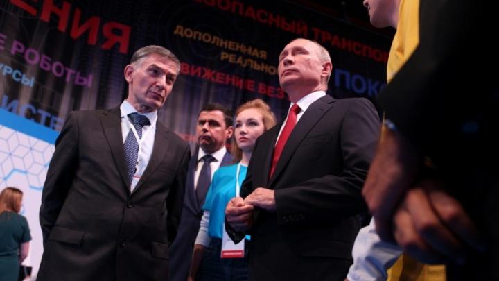 Владимир Путин присвоил звание трактористу из Ярославской области