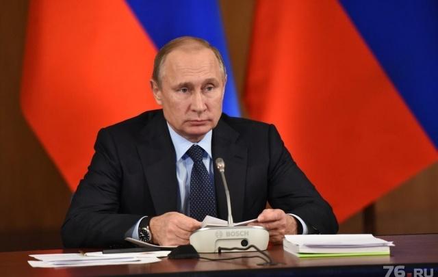Владимир Путин посетит Ярославль этой весной: цель визита