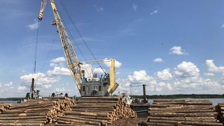 В состав ГК «Титан» вошел новый леспромхоз — Верхнетоемский