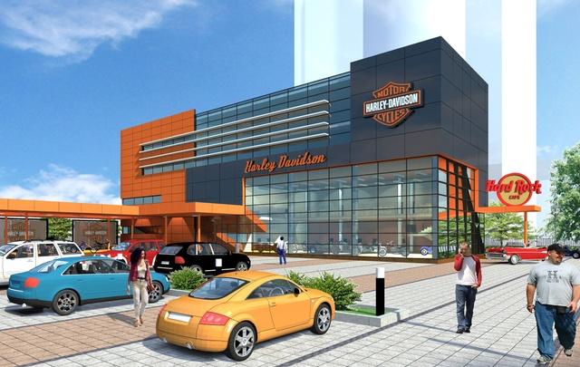 В Самаре до конца года появится дилерский центр американской компании Harley Davidson