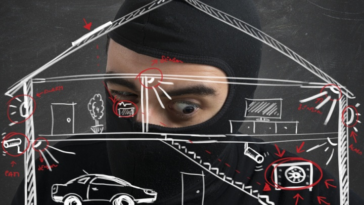 Дом-крепость: как не попасть в криминальную хронику