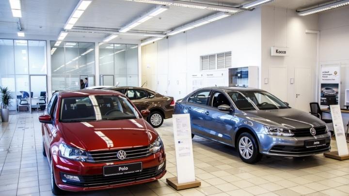 Volkswagen Polo за полмиллиона в «Аксель-Архангельск» — это реально!