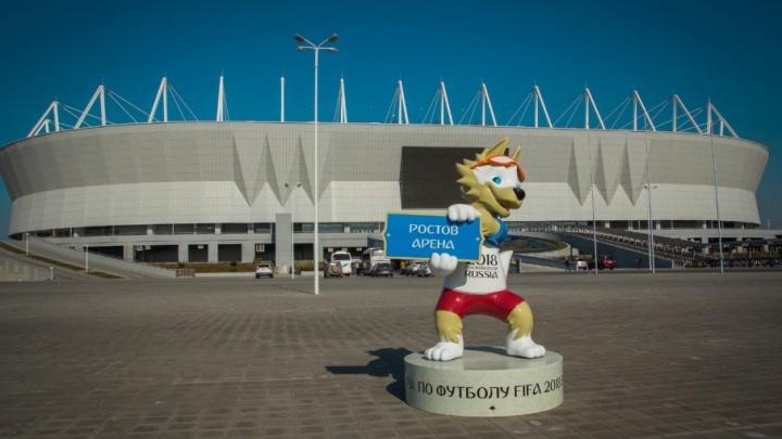 На первый матч на «Ростов Арене» болельщиков повезут 60 автобусов-шаттлов
