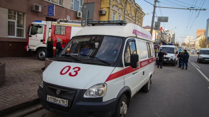 В ДТП с грузовиками на донской трассе погиб пассажир ВАЗа