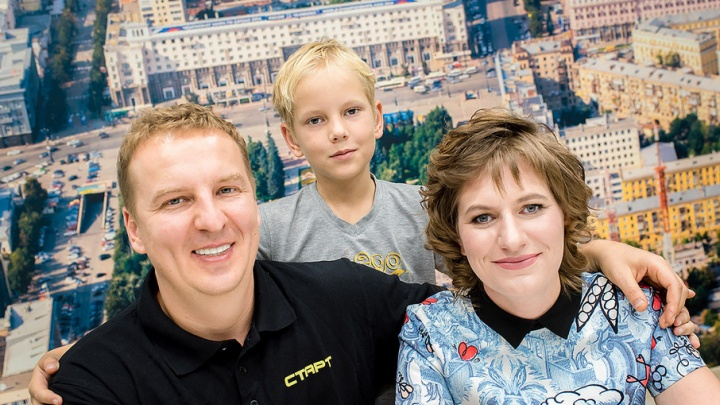 Семейное счастье Ларисы Базилевской: «Вместо гор я ушла с мужем в пещеры»