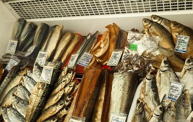 Торговца в Тюмени оштрафовали за продажу 150 килограммов рыбы без документов