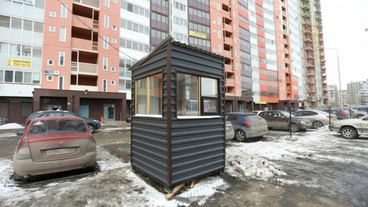 «Спросите у Давыдова»: на месте будущего сквера в «Академ Riverside» сделали платную парковку