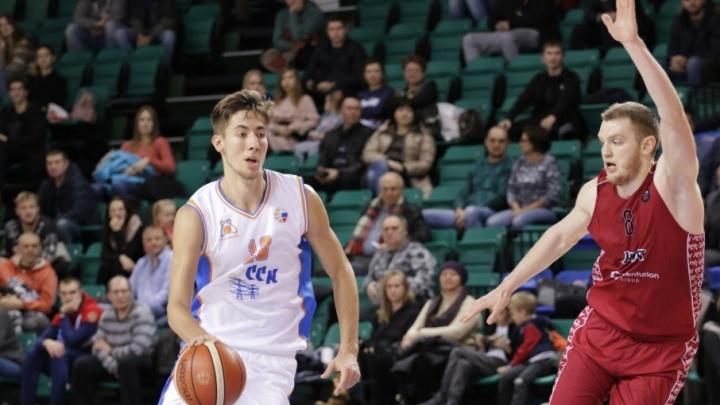 «Мы расслабились и взяли верх»: баскетболисты «Самары» переиграли МБА