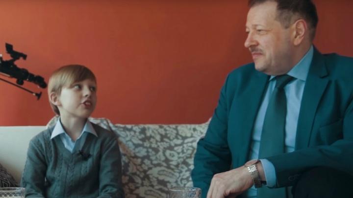 «Расскажу после ста лайков»: 10-летний мальчик вывел ректора ЯрГУ на откровения