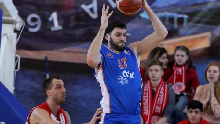 Баскетбольная «Самара» сразится с МБА за выход в полуфинал Суперлиги