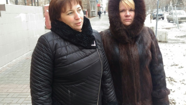 Под Волгоградом односельчане вступились за отобранных у многодетной матери детей