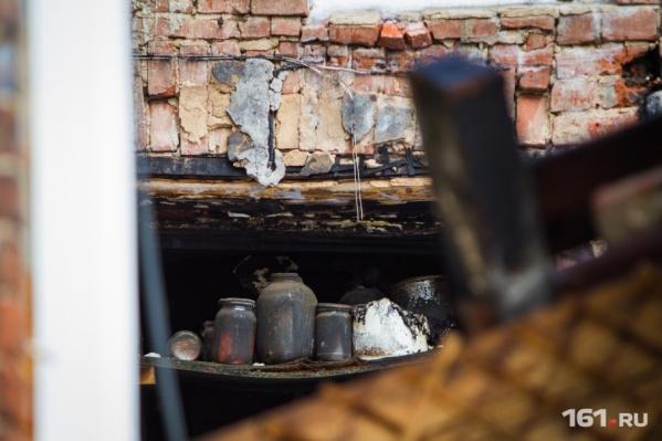 Ученик шестого класса погиб под завалами старого дома накануне первого дня каникул