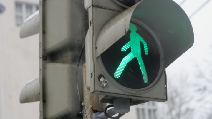 «Сломались — заменили»: власти Челябинска отчитались о ликвидации светофоров-обманщиков