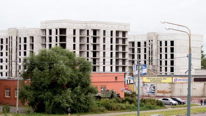 На Которосльной набережной вместо отеля появится элитный жилой квартал