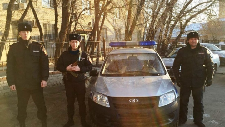 В Тюмени поймали мужчину со спайсом, который дерзил полицейским