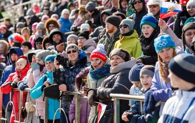«Мы вернем чемпионат мира!»: тюменцы и гости города о прошедших биатлонных гонках в «Жемчужине Сибири»