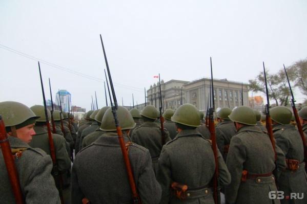 На парад вновь приедет известный российский актер Василий Лановой