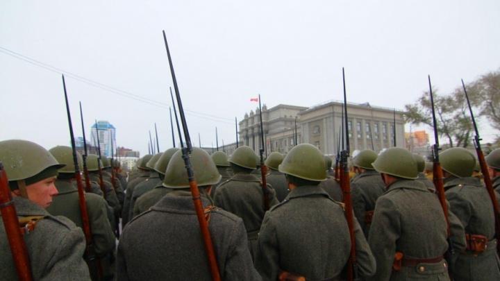 В Самаре на Параде памяти проведут реконструкцию снятия блокады Ленинграда