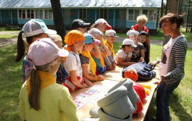 «МРСК Центра» – «Ярэнерго» провела занятие по электробезопасности в детском лагере