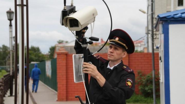 Дополнительные камеры видеонаблюдения появятся на Набережной и у «Кристалла»