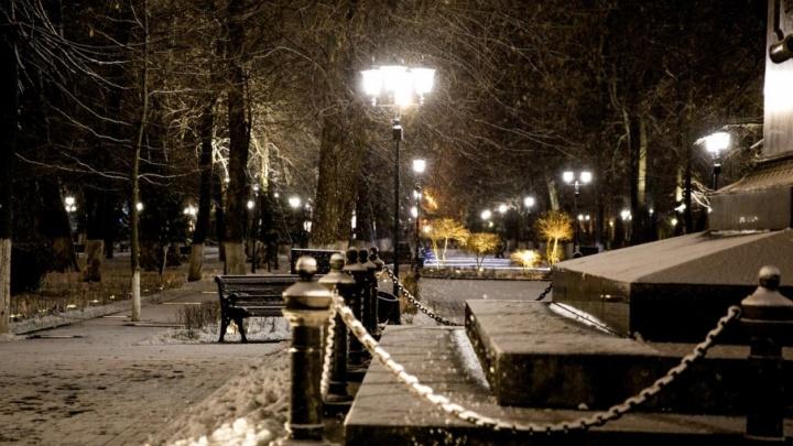 Припорошило: как снег сделал Ярославль городом-красавцем