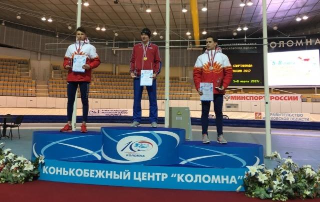 Южноуральцы привезли 12 медалей с зимней спартакиады учащихся России