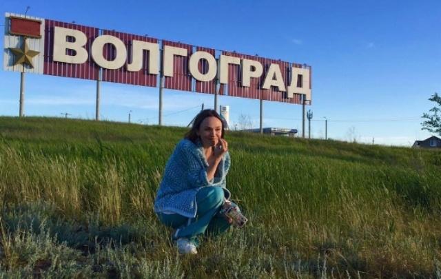 Родной Волгоград у экс-участницы «ВИА Гры» ассоциируется с запахом полыни