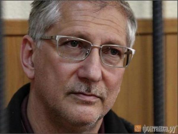 Григорий Слабиков в Дзержинском суде, автор фото Валентин Илюшин