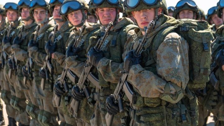 Самарский спецназ подняли ночью по тревоге