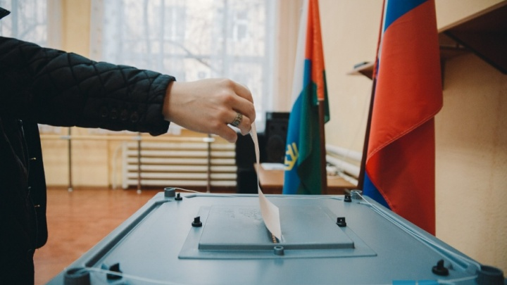 Предварительные итоги выборов президента: голоса, отданные в тюменской гимназии №12, аннулировали из-за нарушения