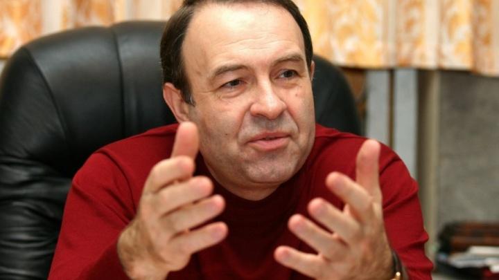 Экс-мэр Волгограда Юрий Чехов отмечает свое 70-летие