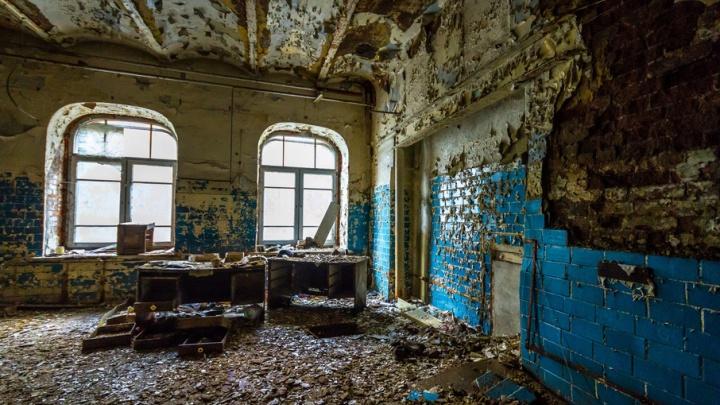 Руины под ключ: в чаеразвесочную фабрику в Челябинске полиция вложит 230 миллионов
