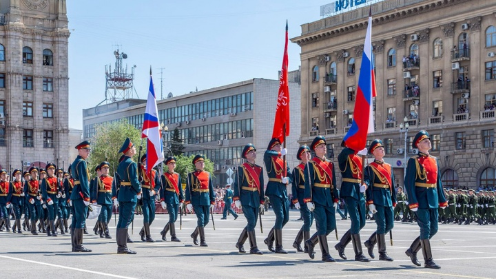 Прокуратура нашла нарушения в роте почетного караула Волгограда