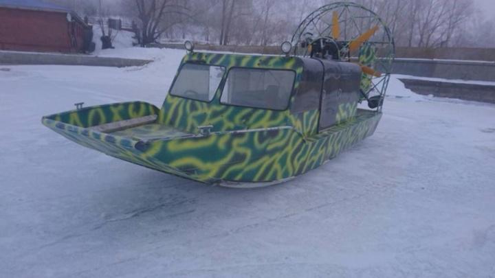 «Наш друг провалился под лед»: в Тольятти компания молодых людей заблудилась на Волге