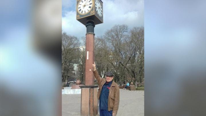 Хранитель времени: благодаря настойчивости ростовчанина часы на Кировском снова заработали