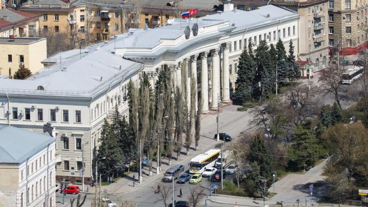 Власти Волгоградской области потратят 21 миллион на телепиар