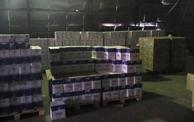 Фирма в Челябинской области делала водку, разбавляя казахстанский спирт водой