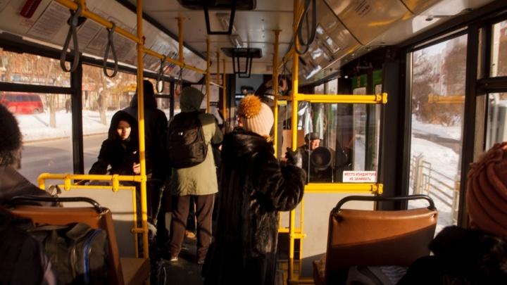 Из-за 30-градусного мороза в Тюмени отменили несколько рейсов междугородних автобусов