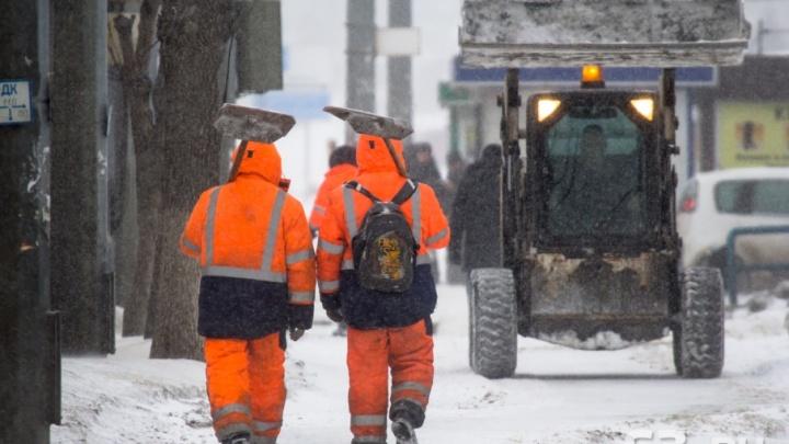 Департамент горхозяйства: для Самары нужно закупить еще 400 машин для уборки снега