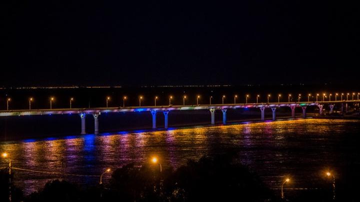 19 ноября в Волгограде развернется знамя Победы и засияет «танцующий» мост