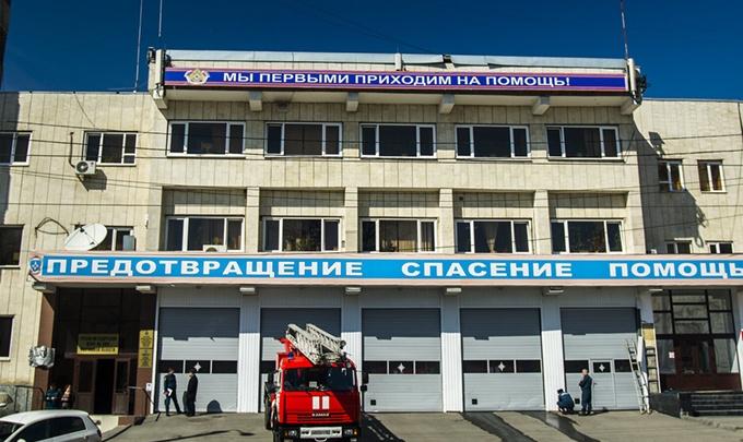 В Ростове женщина пострадала при пожаре в четырехэтажке