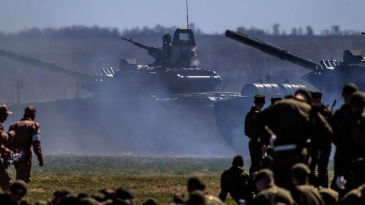 Военный комиссариат: самарские мальчишки мечтают служить в танковых войсках из-за онлайн-игр