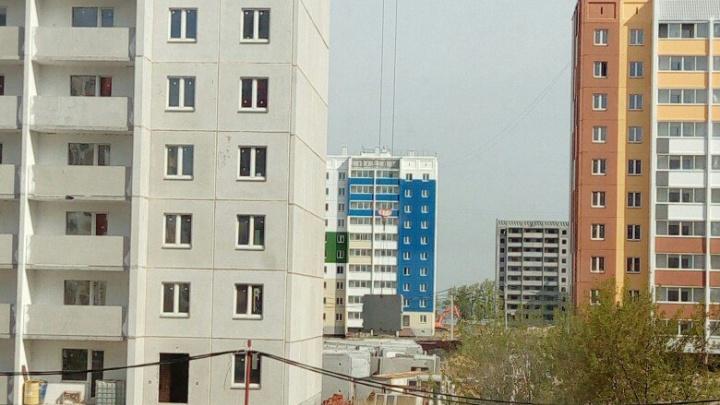 Дольщики микрорайона в Чурилово обратились за помощью к президенту