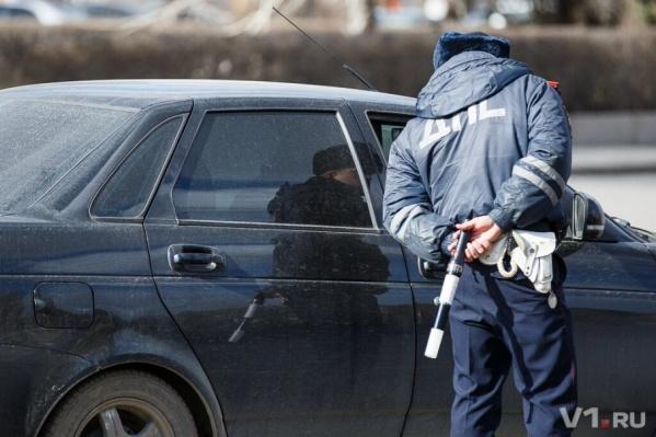 Сотрудник ГАИ уволен за порочащий честь сотрудника полиции поступок