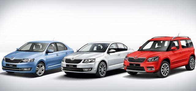Новый автомобиль SKODA уже сейчас в кредит от 11%!