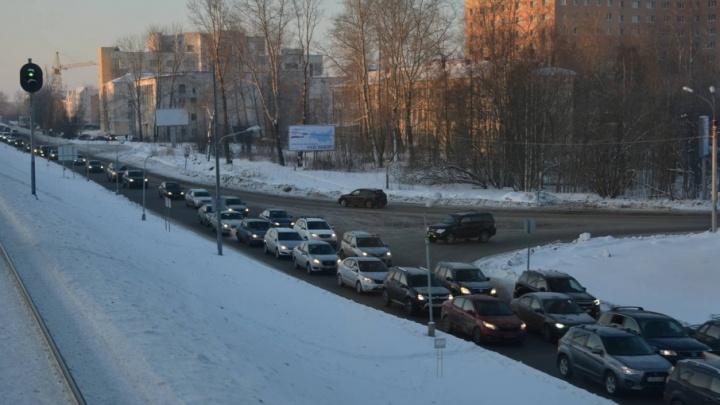 В Архангельске выбрали вариант реконструкции транспортной развязки