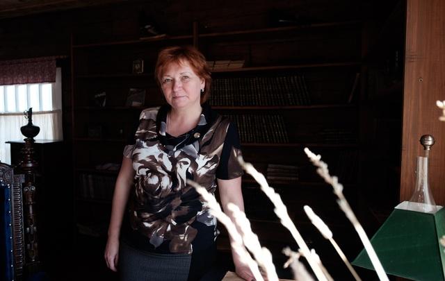 «Я тут работаю»: рассказываем о хозяйке дома пермского футуриста Василия Каменского